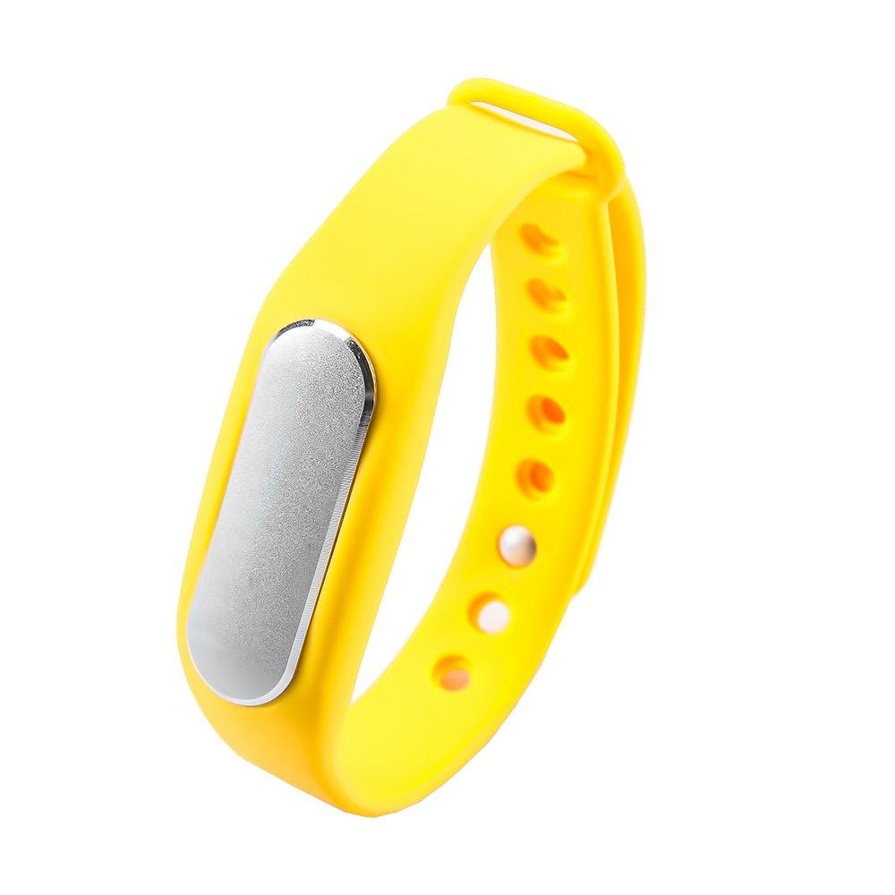 Фитнес-браслет DayDay Band Yellow