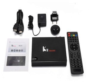 Aндроид TV BOX KII Pro DVB-T2/S2 Quad Core