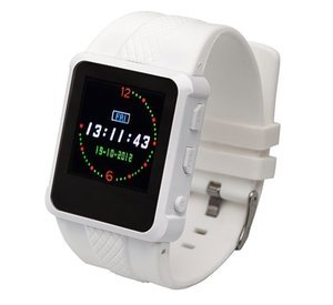 Часы шпаргалка Escowatch Smart, модель Q888 (White) 2Gb FM