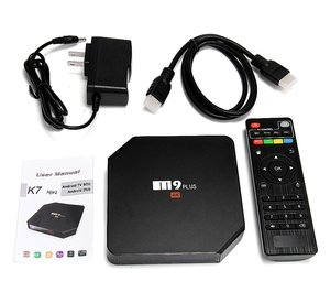 Aндроид TV BOX M9 Plus 2G/16G Quad Core