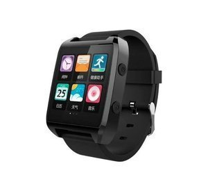 Умные часы SmartQ Z-Watch Z1 standard (black)