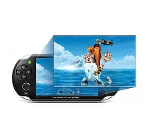 Игровая консоль JXD S5110B / 8GB / Android 4.1 / 2 ядра 1.5GHz