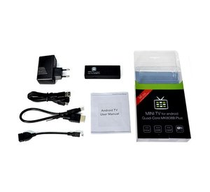 Aндроид Mini PC MK808B Plus Quad Core