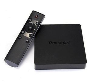 Aндроид TV BOX Tronsmart Orion R68 Meta Quad Core