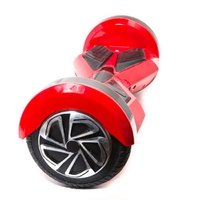 Гироскутер  Hoverboard Avatar Red Bluetooth+Led  8 (20см)