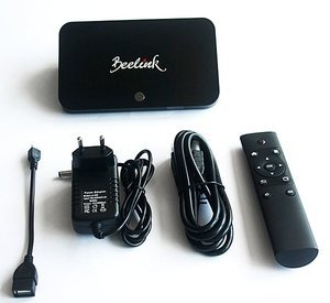 Aндроид TV BOX Beelink R89 2G/16G Quad Core
