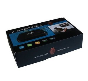 Андроид TV BOX MXIII Quad Core
