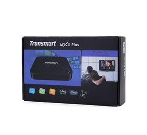 Андроид TV BOX Tronsmart MXIII Plus Quad Core