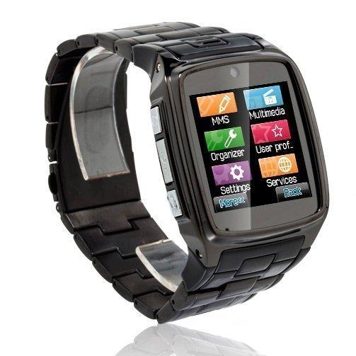 Часы-мобильный телефон TopWatch TW810d (black) - купить в Интернет ... 149ad1a015634