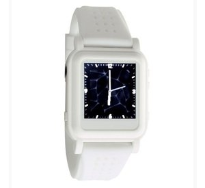 Часы шпаргалка Escowatch Smart, модель Q888 (White) 8Gb FM