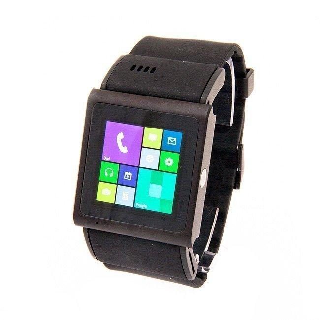 3G Часы-смартфон sWaP EC309 black (на Android 4.04) - купить в ... e64dfb1e16acd