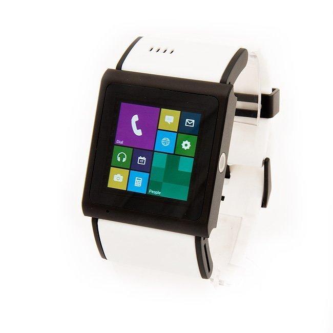 3G Часы-смартфон sWaP EC309 white (на Android 4.04) - купить в ... dfacaf53a3b94