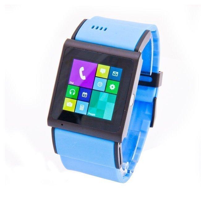 Часы смартфон sWaP EC308 blue (Android) - купить в Интернет магазине ... d61e695df1a95