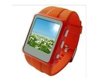 Часы шпаргалка Escowatch Smart, модель Q888 (Orange) 2Gb FM