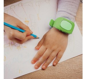 GPS маяк для детей Smart Baby Watch Q50 (green)
