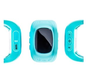 GPS маяк для детей Smart Baby Watch Q50 (blue)