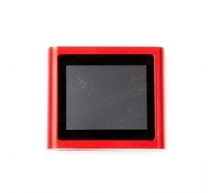 МР4 плеер DigiX Cube - 8Gb red