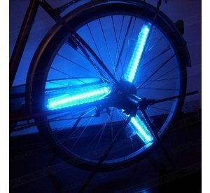 Anvii wheel lights STANDARD (blue)