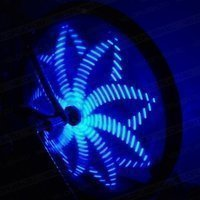 Anvii wheel lights DELUXE (blue)