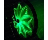 Anvii wheel lights DELUXE (green)